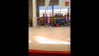Taisia Borozdyko/Таисия Бороздыко FX November 2014