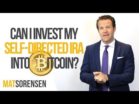 Can Your SDIRA Own Bitcoin?
