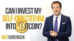 Can Your SDIRA Own Bitcoin?