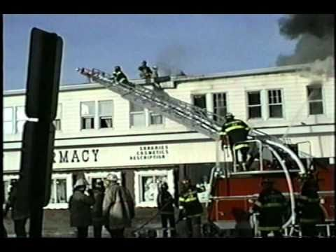 Main Street Allenhurst, NJ 1992 Christmas Day Fire - Part 5 of 5