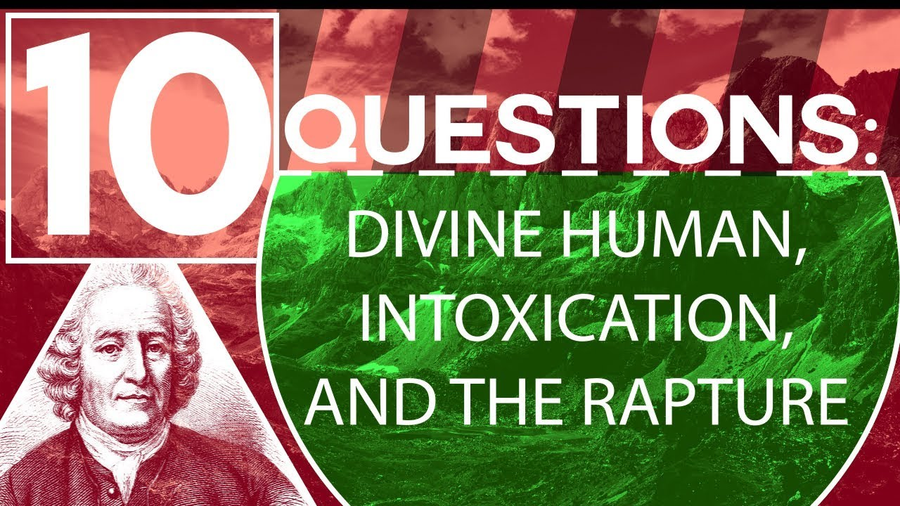 10 Questions: Divine Human, Intoxication, and the Rapture - YouTube