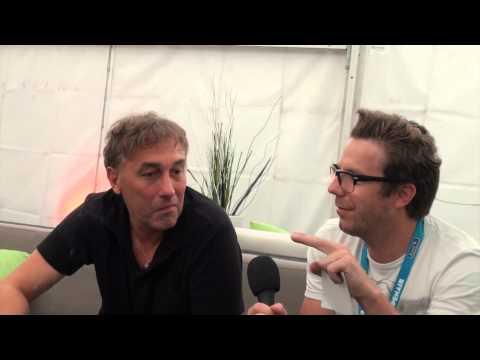 Music Talk with Yann Tiersen, Zürich Openair 2012