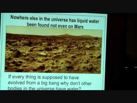 """Creation vs Evolution"" Seminar #3 (Arlo Moehlenpah)"