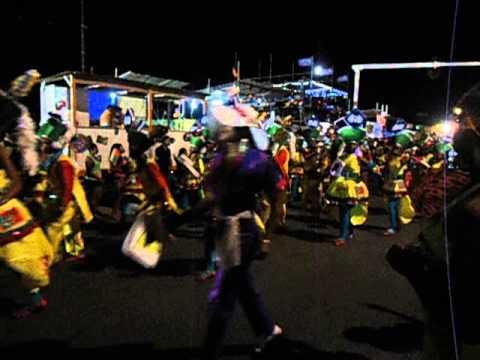 Teenerparade Carnaval Curacao 2013
