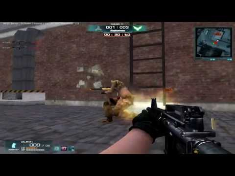 UNITED KINGDOM VS NEXT GAMING MATCH #2 PART 2 ESL MATCH WARROCK