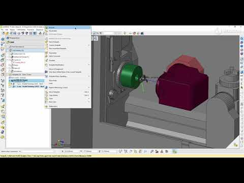 5-Axis parallel finishing - 2 | WORKNC 2022