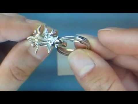 How to put your Jennifer Yi Jewelry Bespoke Nest Ring 7 Ban