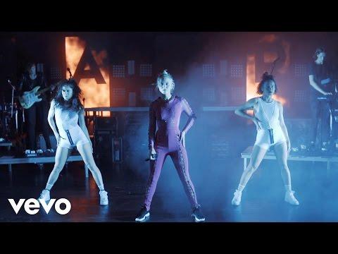 Zara Larsson - Never Forget You Rehearsal BTS Vevo LIFT