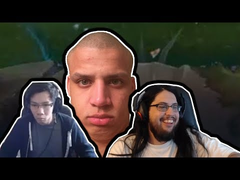 SHIPHTUR ONE SHOTS TYLER1 MAKES HIM SURRENDER | IMAQTPIE DISSES TYLER1 | YASSUO | LOL MOMENTS