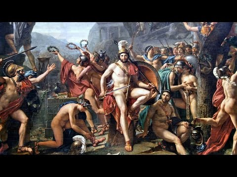 Great Battles: Thermopylae: The Battle for Europe?