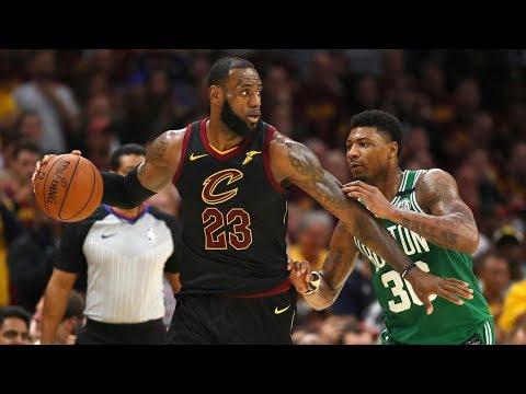 """LeBron James """"DI COSA STIAMO PARLANDO?!"""" 44 Punti G4 Playoffs 2018 vs Celtics (Live🎙F.Tranquillo)"""