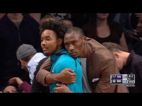 Weird End of Regulation - Hornets vs Nets | December 26, 2018 | NBA Highlights