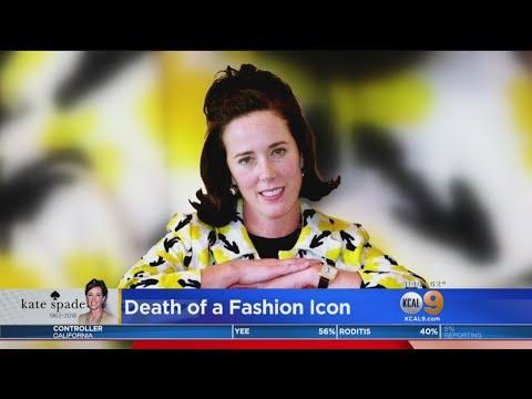 Fashion Icon Kate Spade Dies
