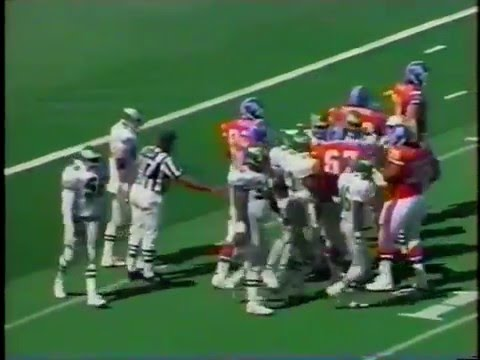 Week 3 1992 Eagles vs Broncos clip6