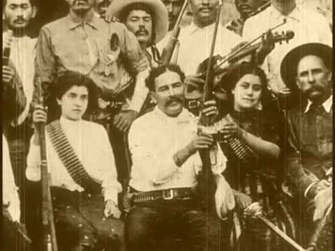 Juana Gallo songs of the Mexican Revolution