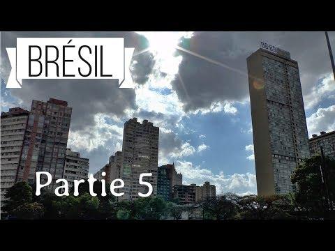 Brésil - Partie 5 : De Belo Horizonte à Ouro Preto