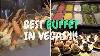 BACCHANAL BUFFET | Best Buffet in Las Vegas