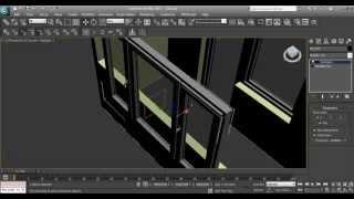 3 Окна уроки 3d max