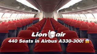 Lion Air Airbus A330! | JT535 Solo - Jakarta | with ikhwanhidayat & Riazylink