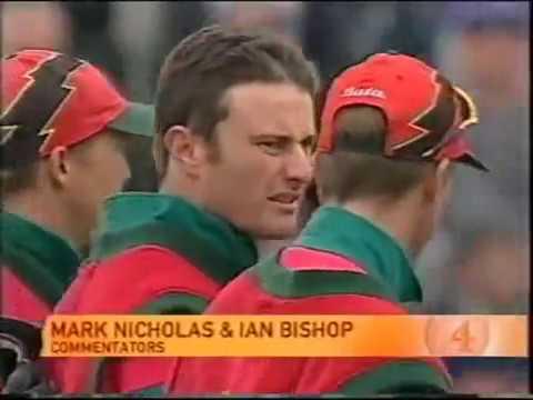 Zimbabwe V West Indies 2000 Odi Cricket