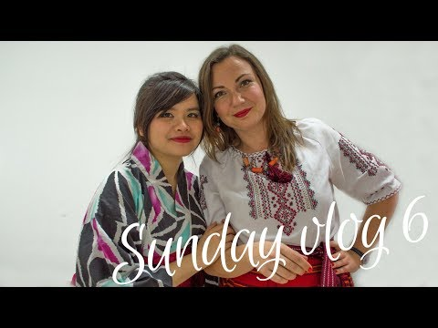 PALERMO SUNDAY VLOG #6: the Fashion show! | Dragonfly's Heart