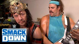 Shinsuke Nakamura is the one true king of WWE: SmackDown Exclusive, June, 18, 2021