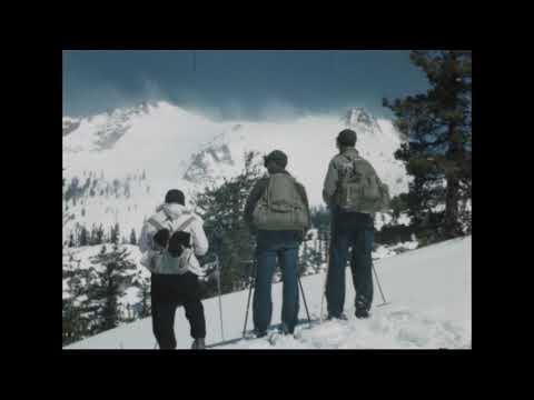 Historic Films of Yosemite National Park and Glacier National Park