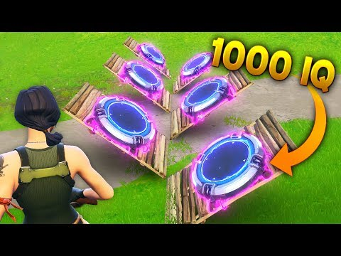 1000 IQ LAUNCH PAD..!! |聽Fortnite Funny and Best Moments Ep.89 (Fortnite Battle Royale)