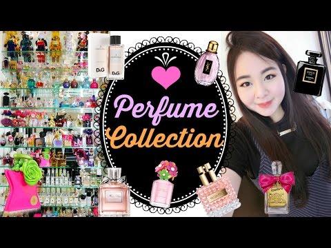 Perfume Collection 2017 | GraciousGlamours