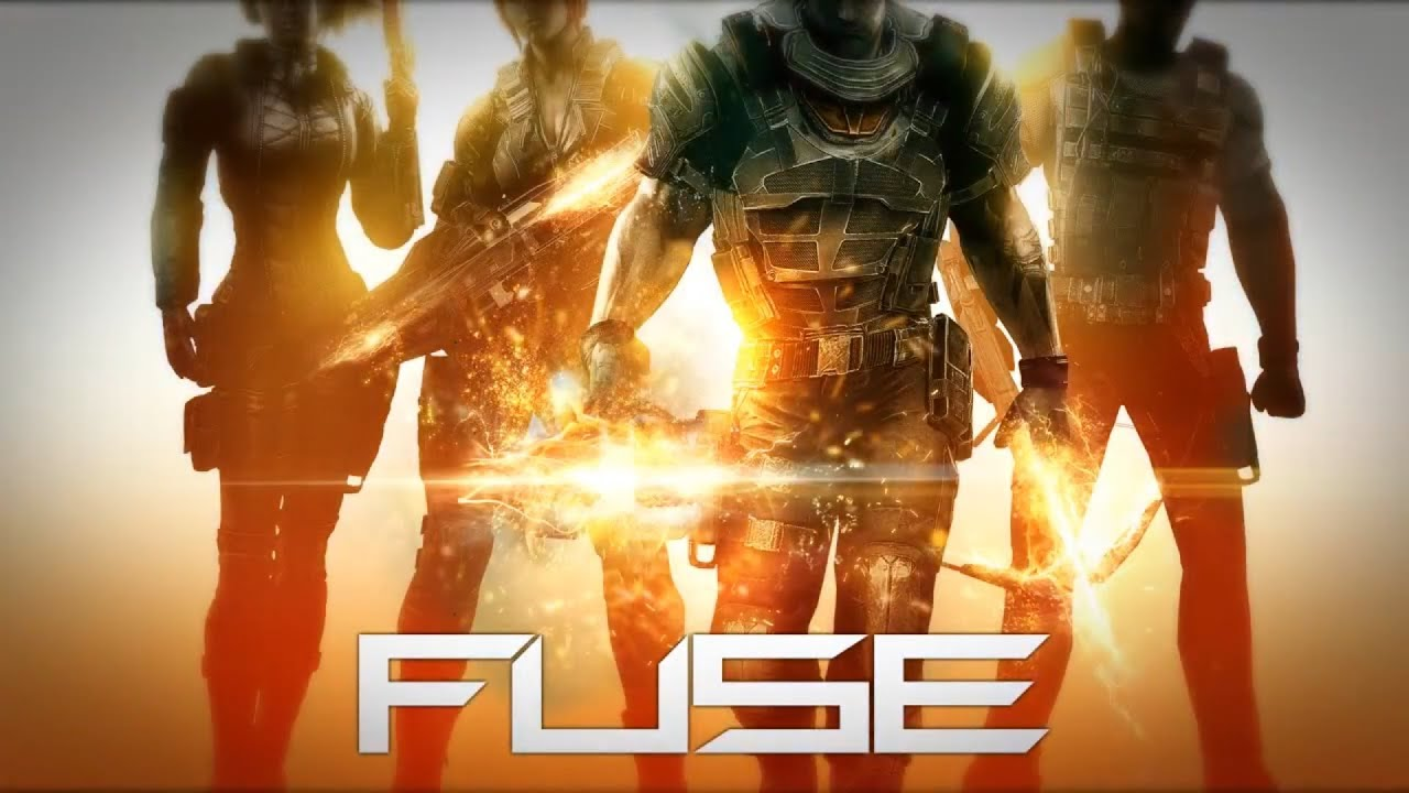 hight resolution of fuse gameplay xbox 360 hd