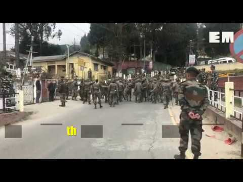 Arunachal on the boil after Army vandalism in Bomdila