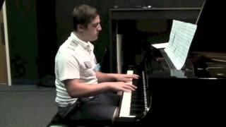 Stephen Sondheim- Johanna Piano Cover