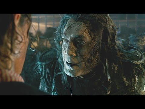 Pirates of the Caribbean 5 ALL TRAILERS (Salazar's Revenge)