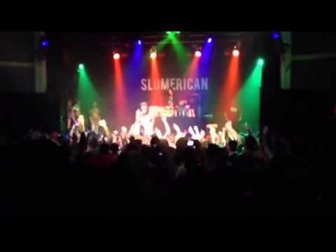 Yelawolf Ft. Gucci Mane Live. I Just Wanna Party.