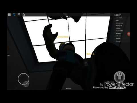 Хорор лифт в роблоксе