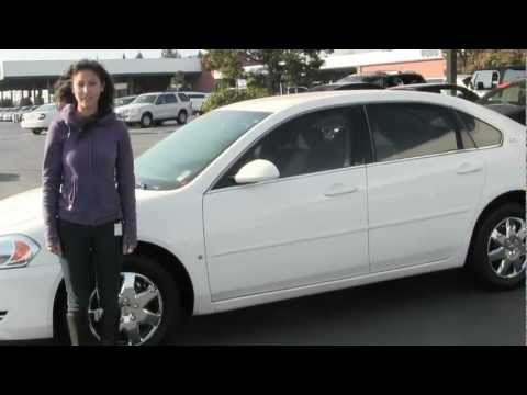 Virtual Video Walk Around from Titus Will Toyota in Tacoma WA of a 2006 Chevrolet Impala