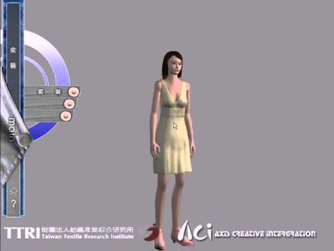 Taiwan Textile Research Institute--Model real-time fabric style switch system
