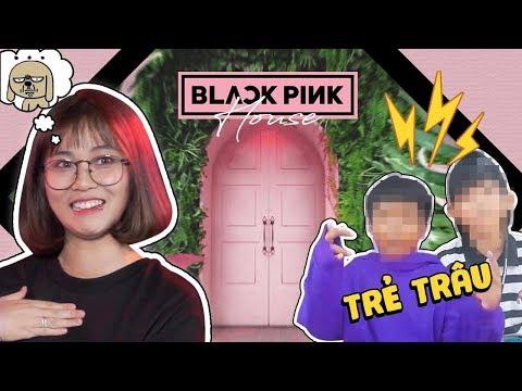 Misthy Gặp Ngay Trẻ Trâu Hàn Quốc Tại Blackpink House || THY ƠI MÀY ĐI ĐÂU ĐẤY ???