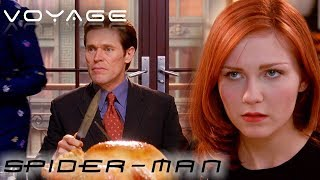 Thanksgiving Dinner | Spider-Man | Voyage