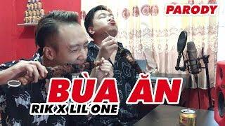 BÙA ĂN (Bùa Yêu PARODY) | Rik x Lil'One x JuongB