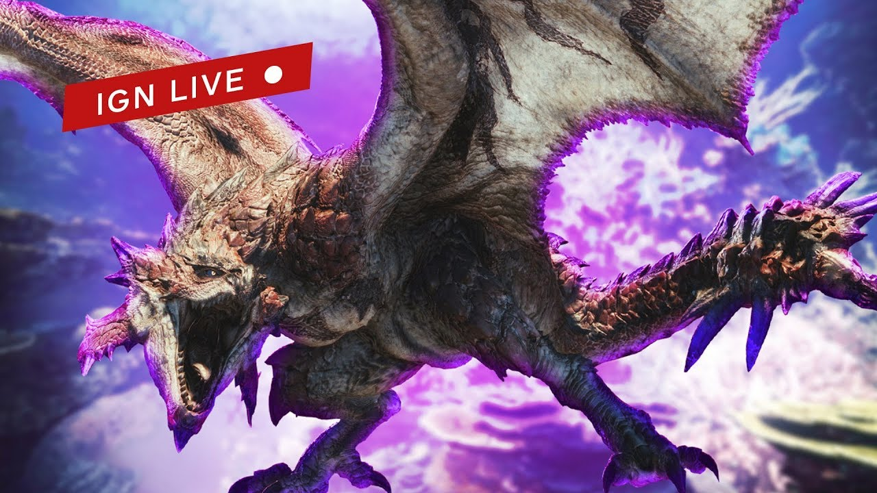Monster Hunter World Game Help - Preparing for Iceborne! thumbnail