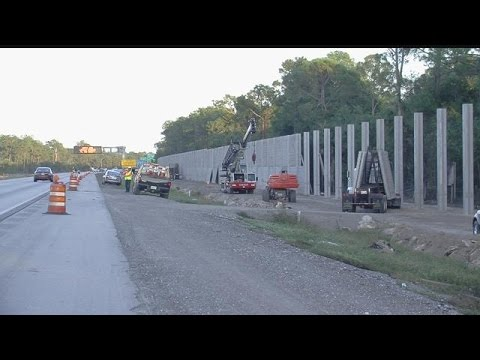 Naples residents making noise of FDOT's I-75 sound barrier wall