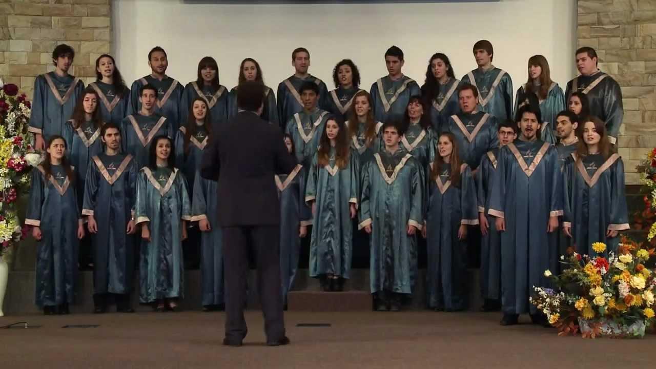 Coro MUSICAP - Juan 3:16 (Video Oficial)