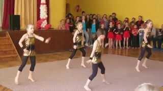 Modern Talking: взгляд в прошлое, танец+акробатика
