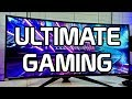 Best G-Sync Gaming Monitor 2018 - Alienware AW3418DW Review and Unboxing