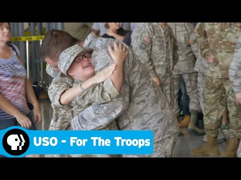 USO – FOR THE TROOPS | Official Trailer | PBS