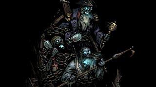 Darkest Dungeon Утонувшая команда