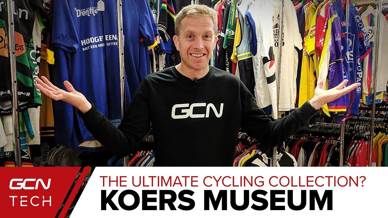 eb58c4118 We Go Inside The World s Rarest Cycling Collection! - YouTube