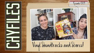 ChyFiles, Ep. 1: Soundtracks & Movie Scores!