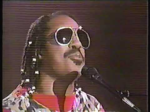 Stevie Wonder Part-Time Lover Live 1985